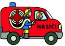 Beseda s hasiči - požární poplach - Olympijský běh 1